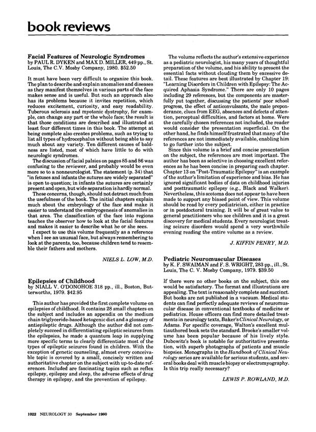 Pediatric Neuromuscular Diseases | Neurology