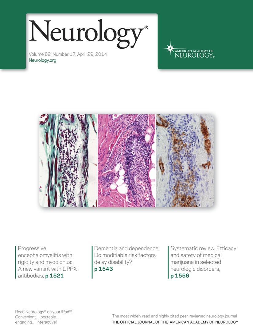 Myoclonic atonic epilepsy | Neurology