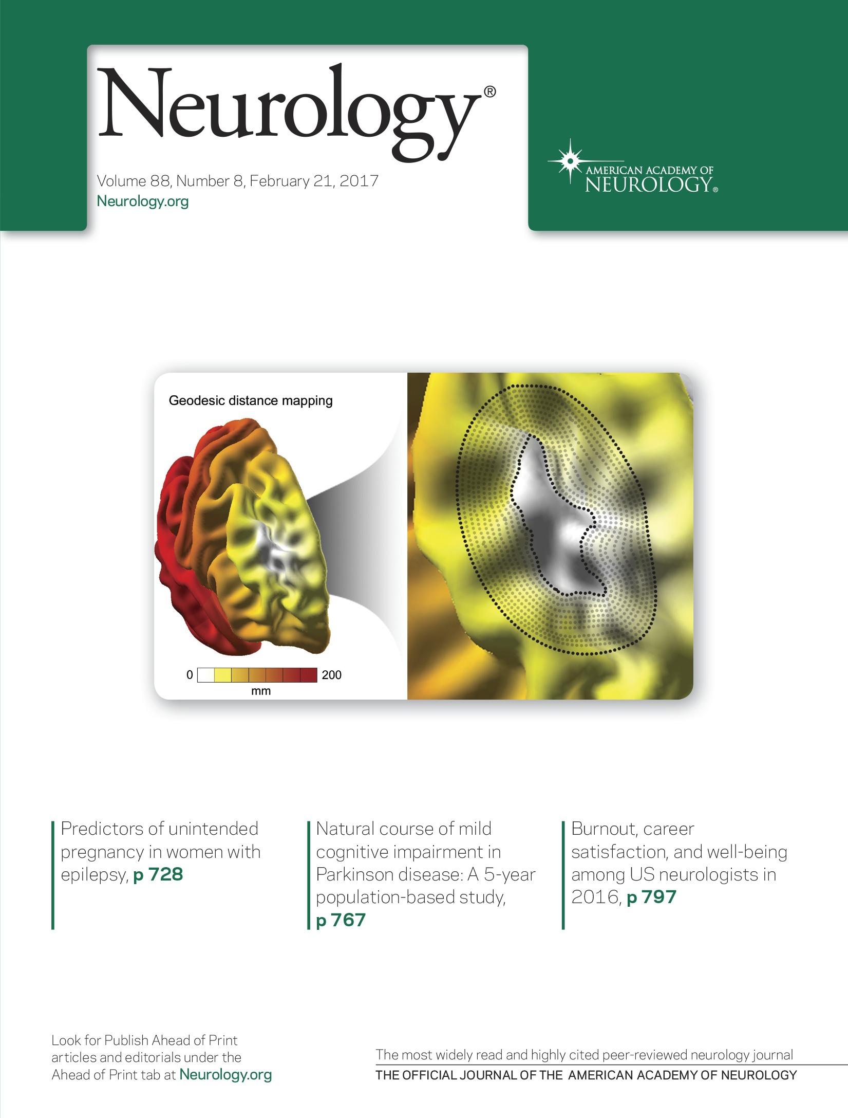 Natural course of mild cognitive impairment in Parkinson