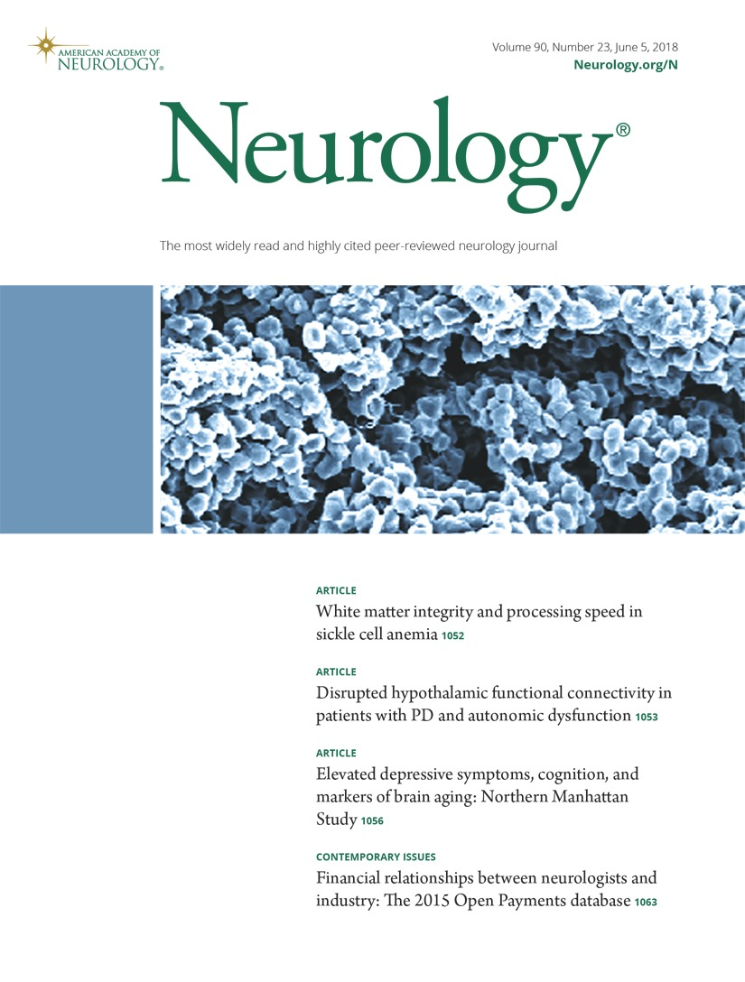 Greater depressive symptoms, cognition, and markers of brain aging ...