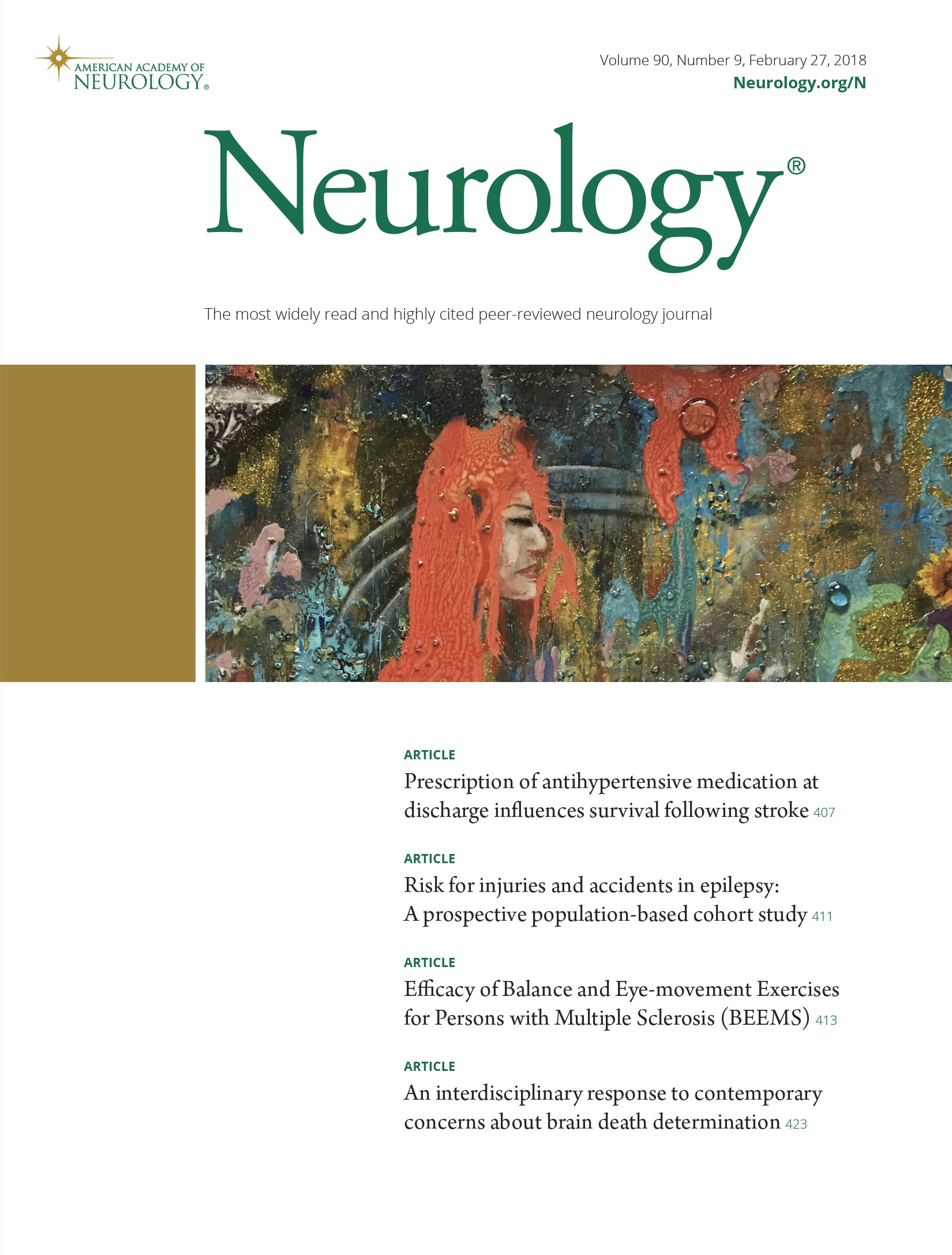 Risk for injuries and accidents in epilepsy   Neurology