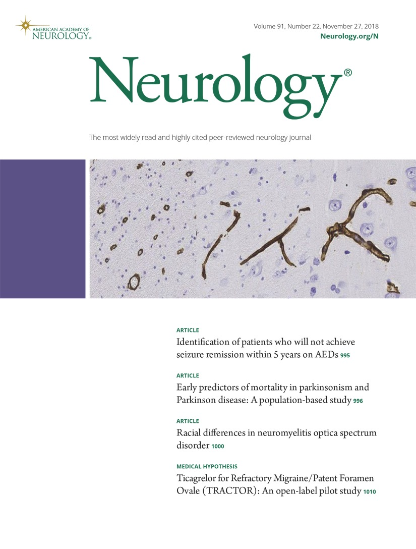 Life expectancy in Parkinson disease | Neurology