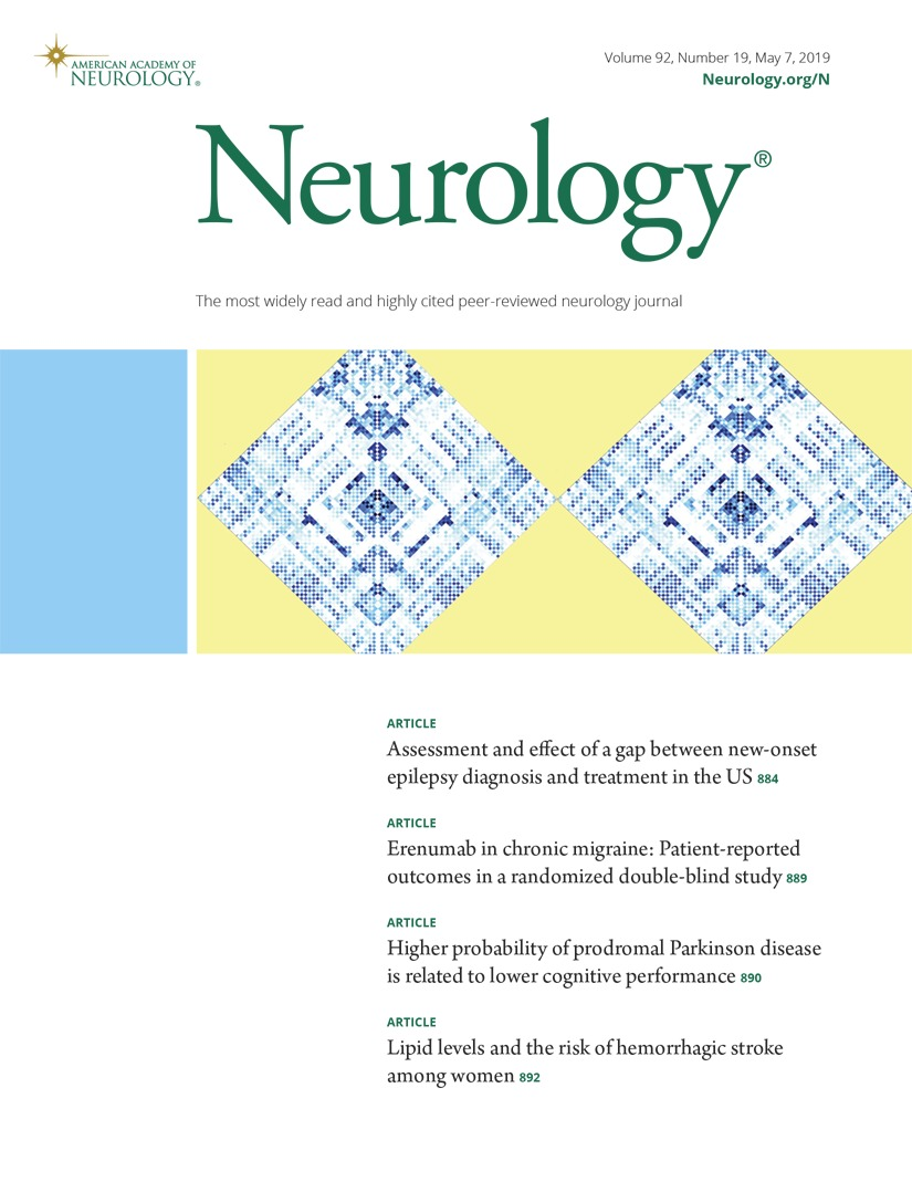 Erenumab in chronic migraine | Neurology