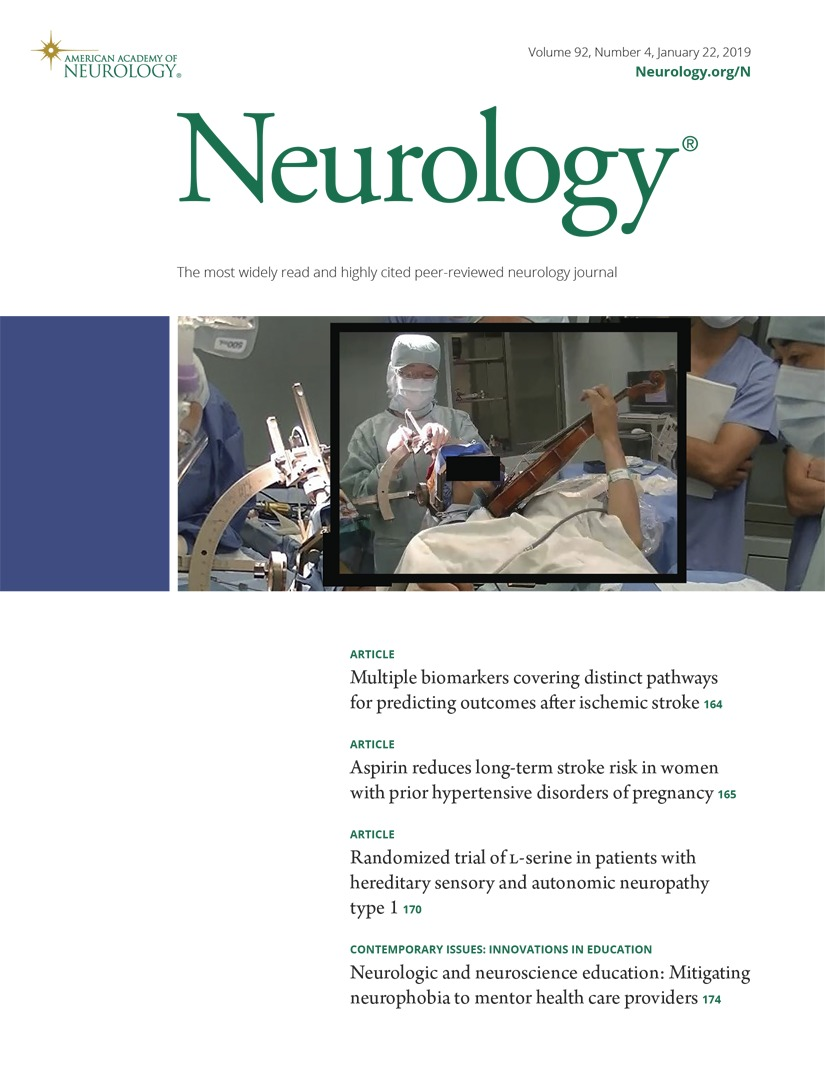 Clinical Reasoning: A 61-year-old woman with acute onset