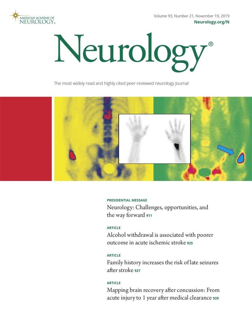Mapping brain recovery after concussion | Neurology