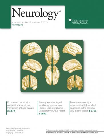 Neurology: 81 (19)