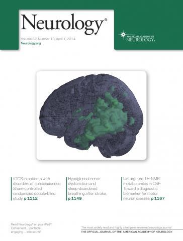 Neurology: 82 (13)