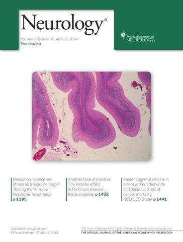 Neurology: 82 (16)
