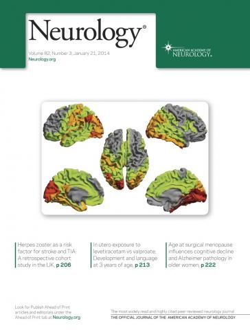 Neurology: 82 (3)