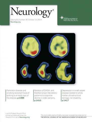 Neurology: 83 (16)