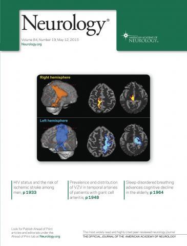 Neurology: 84 (19)