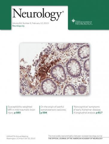 Neurology: 84 (6)