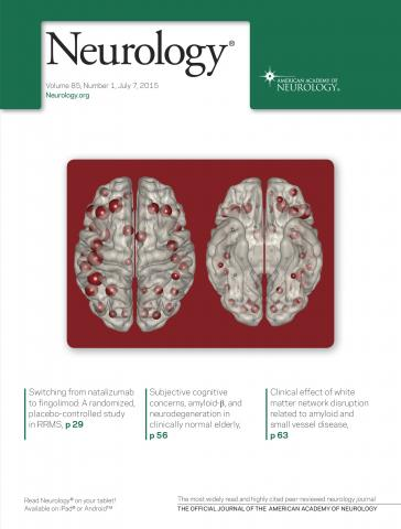 Neurology: 85 (1)