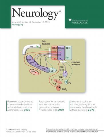 Neurology: 85 (11)