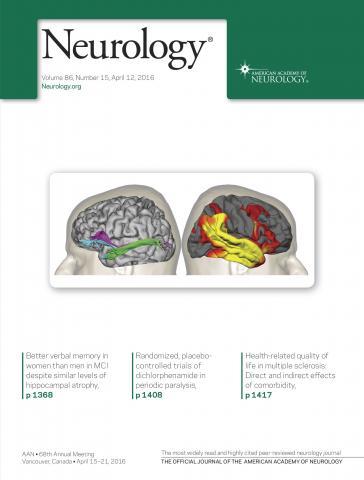 Neurology: 86 (15)
