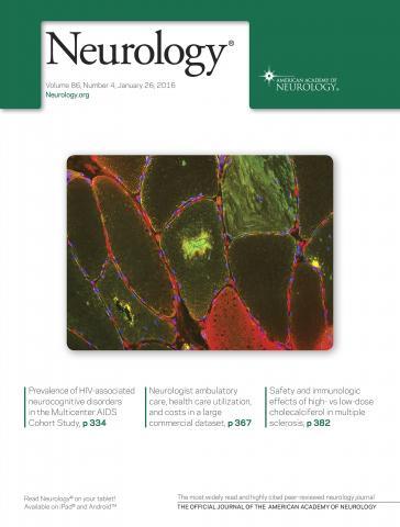 Neurology: 86 (4)