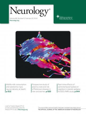 Neurology: 86 (6)