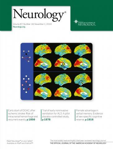 Neurology: 87 (18)