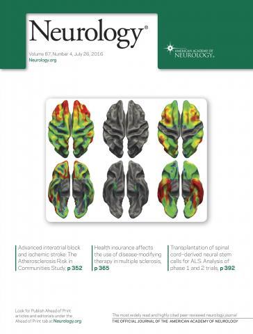 Neurology: 87 (4)