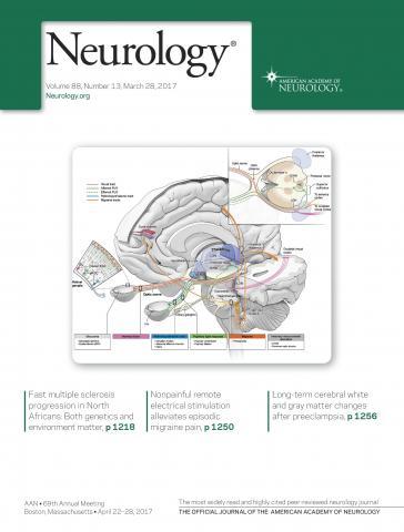 Neurology: 88 (13)