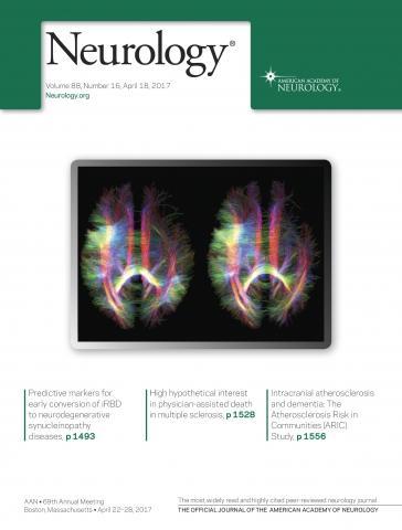 Neurology: 88 (16)
