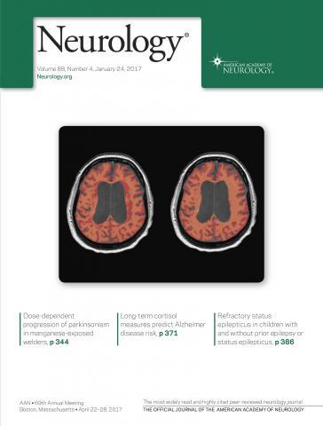 Neurology: 88 (4)