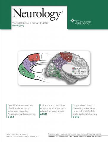 Neurology: 88 (7)