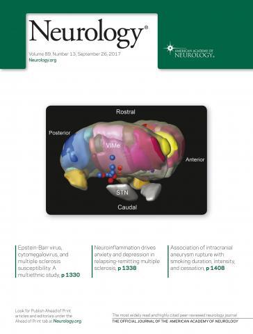 Neurology: 89 (13)