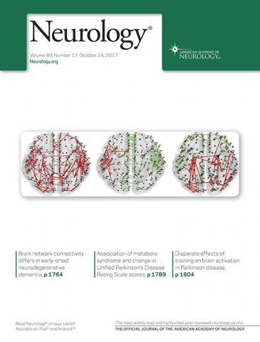 Neurology: 89 (17)