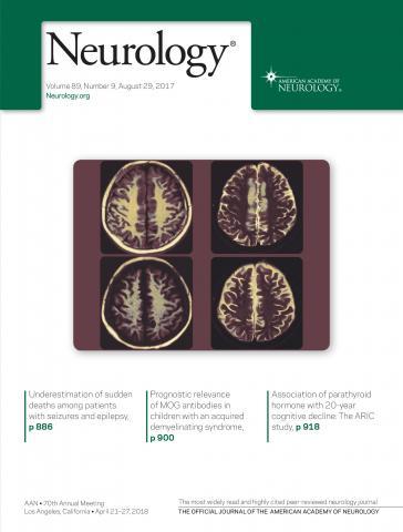 Neurology: 89 (9)