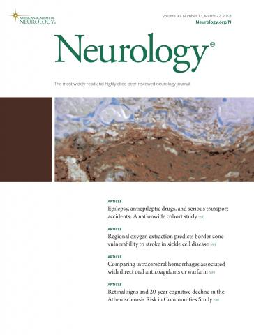 Neurology: 90 (13)