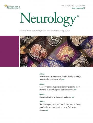 Neurology: 90 (18)