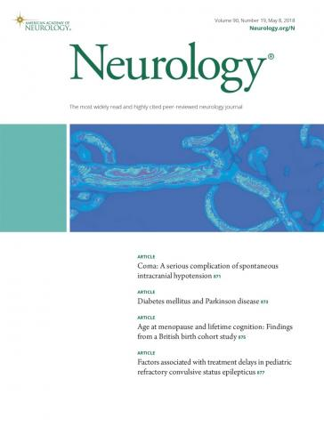 Neurology: 90 (19)