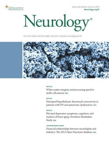 Neurology: 90 (23)