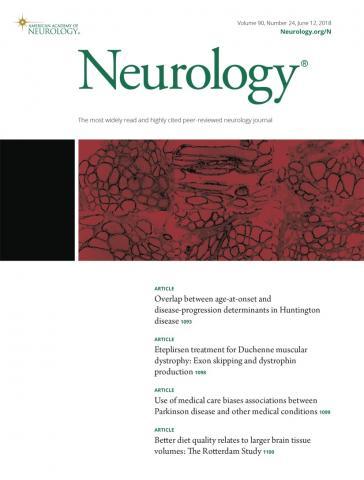 Neurology: 90 (24)