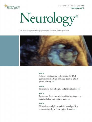 Neurology: 90 (8)