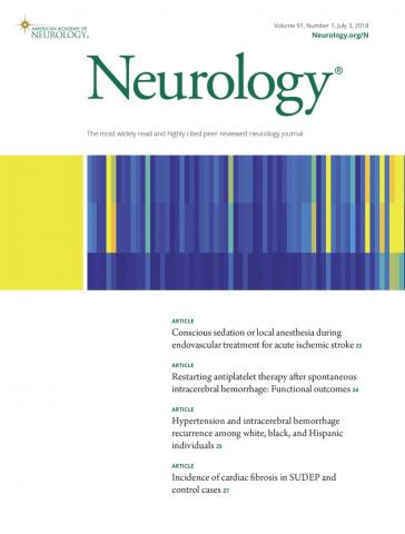 Neurology: 91 (1)