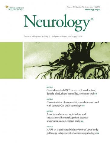 Neurology: 91 (12)