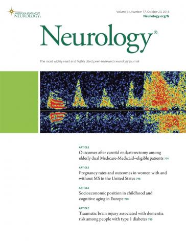 Neurology: 91 (17)
