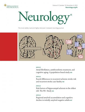 Neurology: 91 (19)