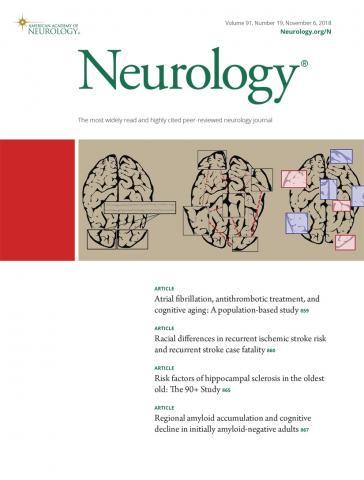 Neurology: 91 (19)
