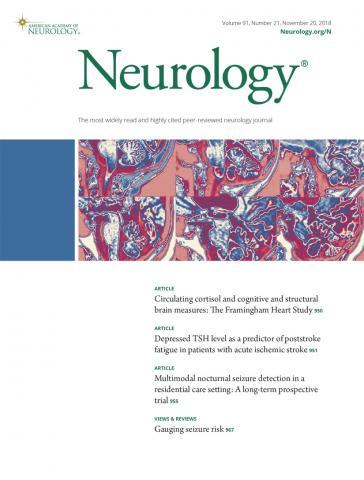 Neurology: 91 (21)