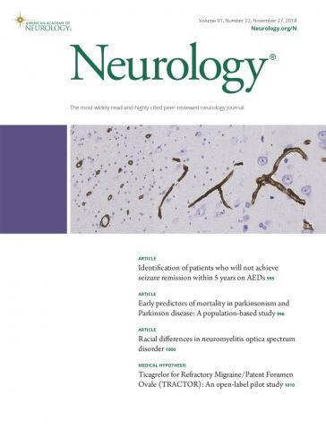 Neurology: 91 (22)