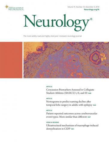 Neurology: 91 (23)
