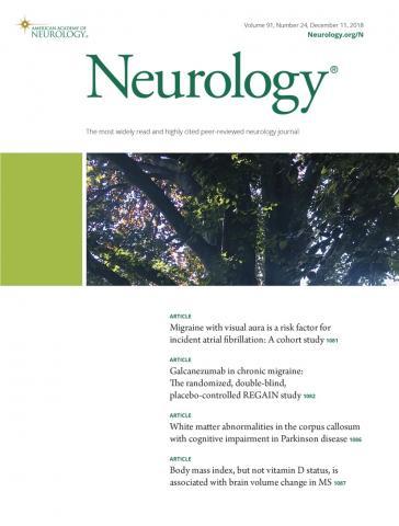 Neurology: 91 (24)
