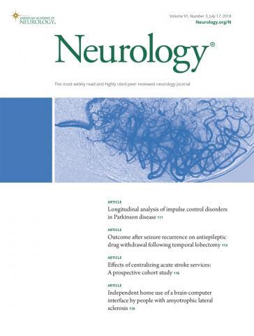 Neurology: 91 (3)