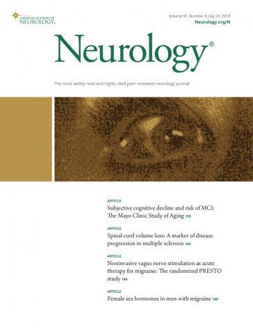 Neurology: 91 (4)