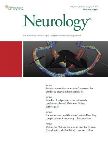 Neurology: 91 (6)