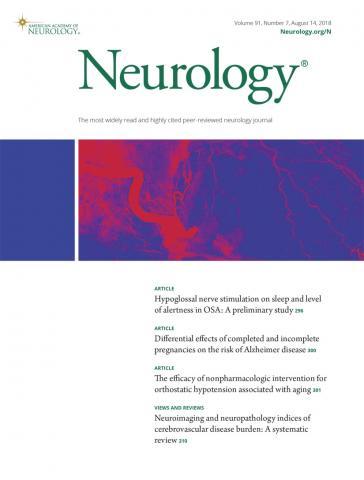 Neurology: 91 (7)