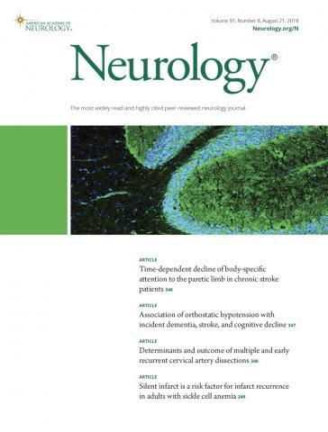 Neurology: 91 (8)